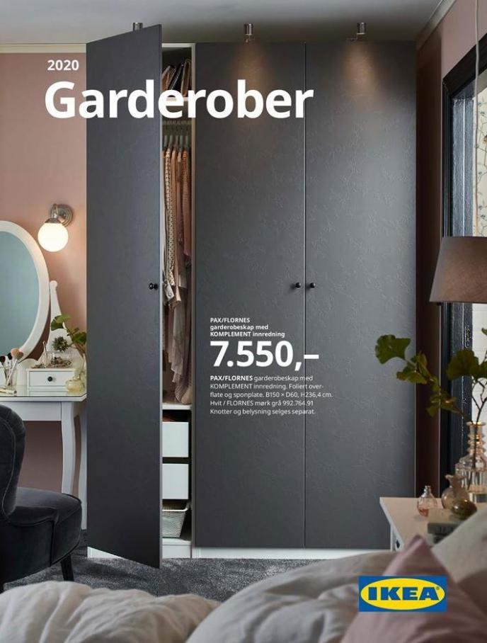 Garderober 2020 . IKEA (2020-07-31-2020-07-31)