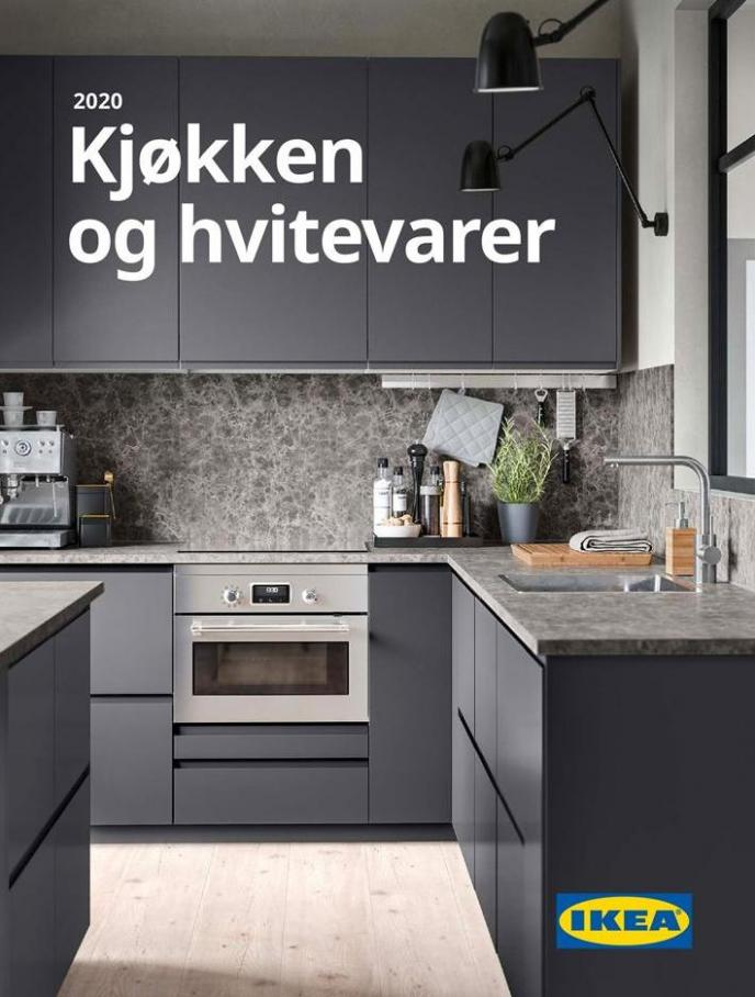 Kjokken og hvitevarer 2020 . IKEA (2020-07-31-2020-07-31)