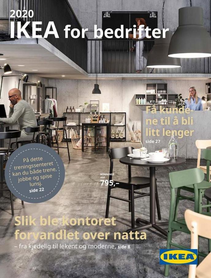 IKEA for bedrifter 2020 . IKEA (2020-07-31-2020-07-31)