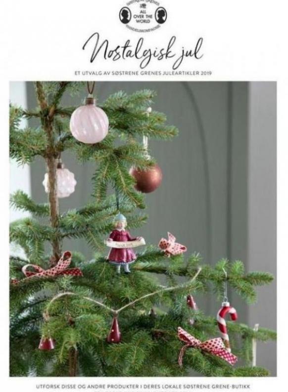 Nostalgisk jul . Søstrene Grene (2019-11-30-2019-11-30)