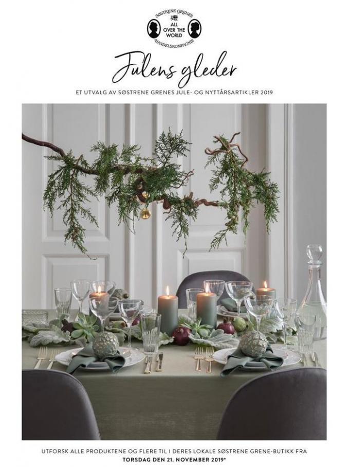 Julens gleder . Søstrene Grene (2019-12-31-2019-12-31)