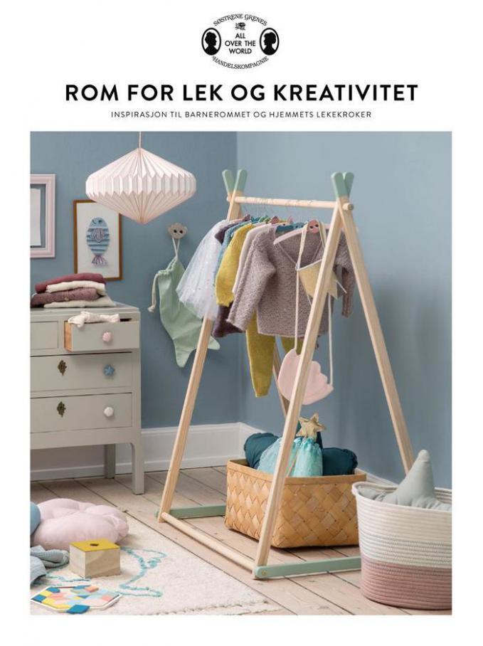 ROM FOR LEK OG KREATIVITET . Søstrene Grene (2020-06-30-2020-06-30)