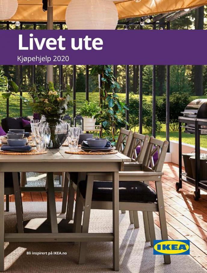 Livet ute 2020 . IKEA (2020-12-31-2020-12-31)