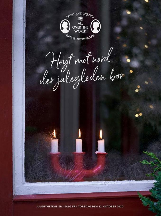 Julekatalog 2020 . Søstrene Grene (2020-12-24-2020-12-24)