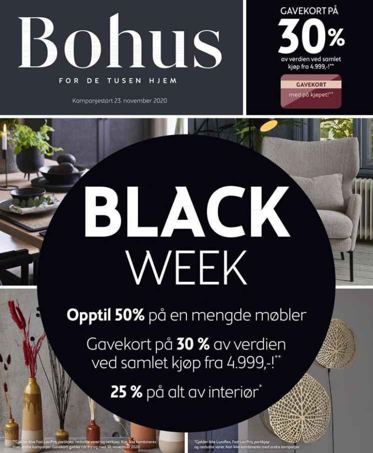 Tilbud Bohus Black Friday . Bohus (2020-11-29-2020-11-29)
