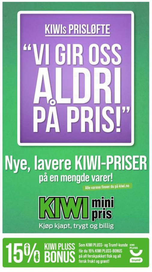 Kiwi kundeavis . Kiwi (2021-01-23-2021-01-23)