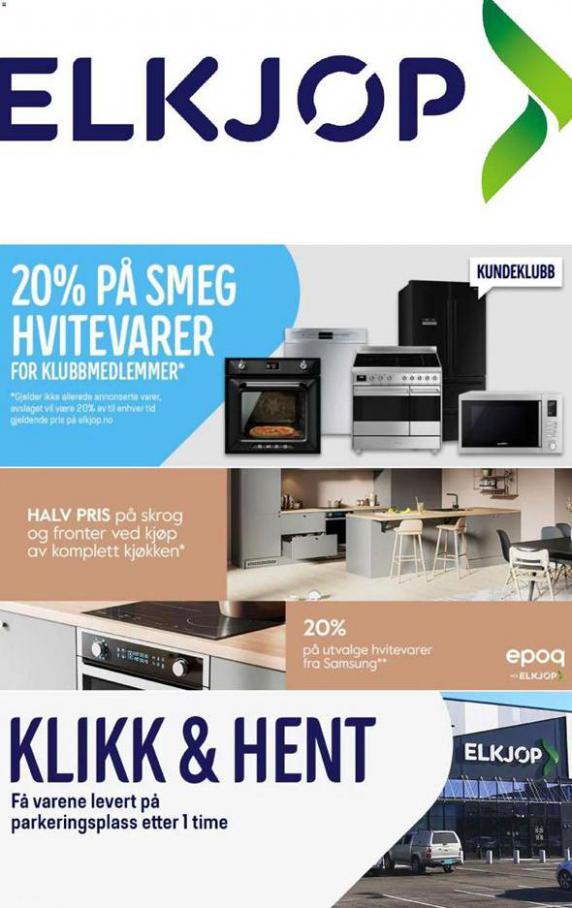 Weekly ad . Elkjøp (2021-02-01-2021-02-01)