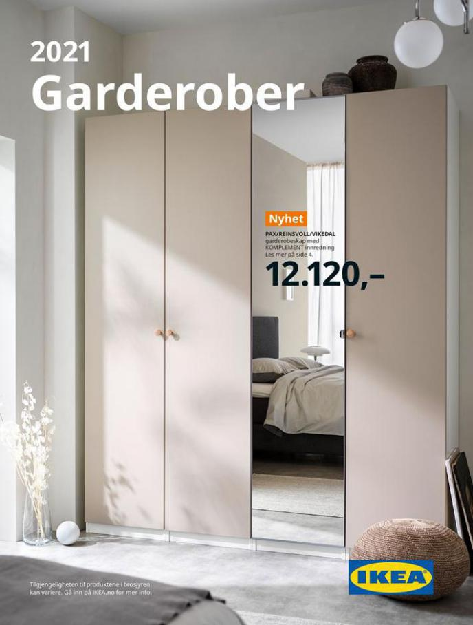 Garderober 2021 . IKEA (2021-07-31-2021-07-31)