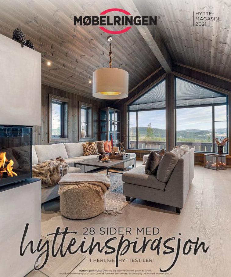 Møbelringens hyttemagasin 2021 . Møbelringen (2021-12-31-2021-12-31)