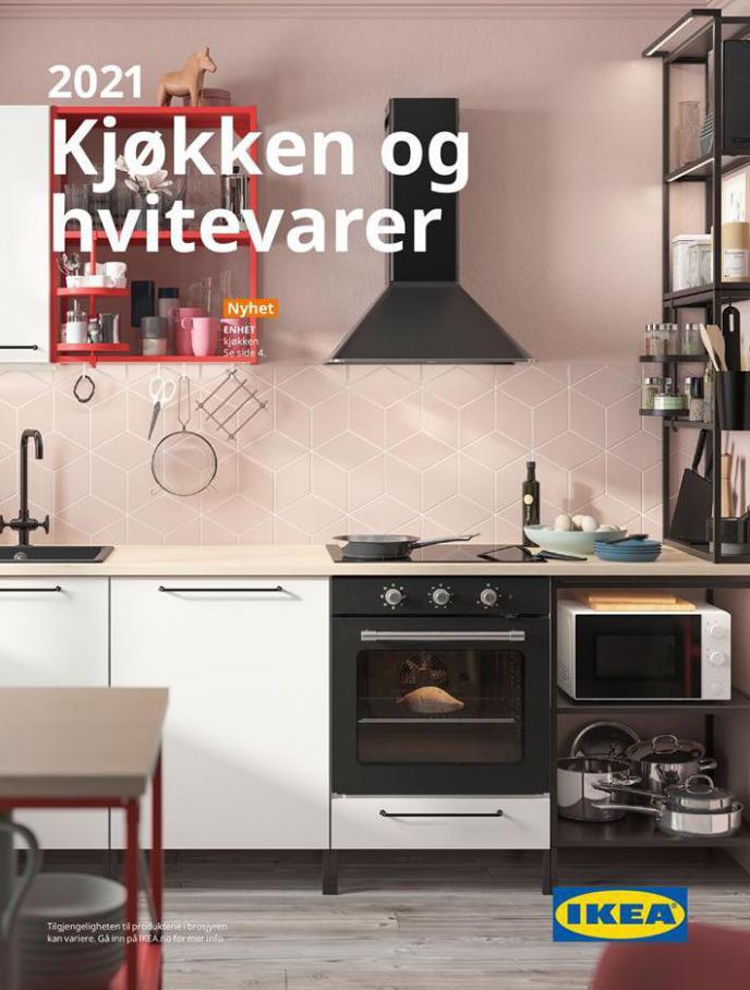 Kjøkken og hvitevarer 2021 . IKEA (2021-07-31-2021-07-31)
