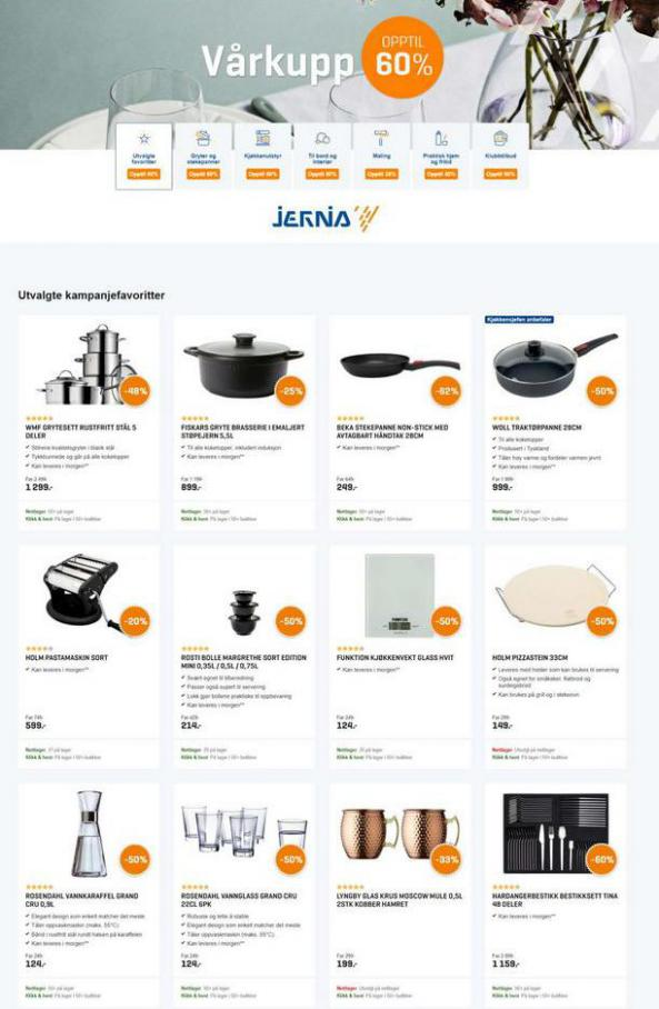 Jernia kundeavis . Jernia (2021-03-28-2021-03-28)