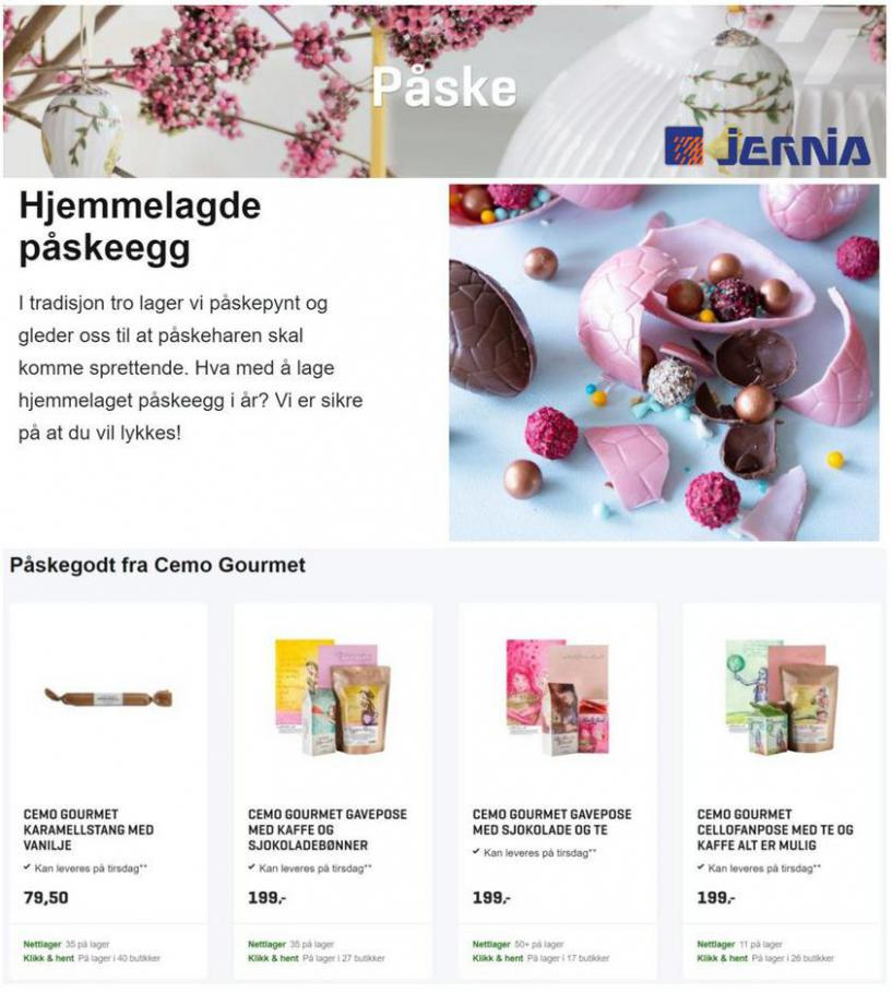 Påsken 2021 . Jernia (2021-04-11-2021-04-11)