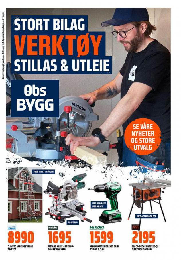 Katalog Obs Bygg . Obs Bygg (2021-05-15-2021-05-15)