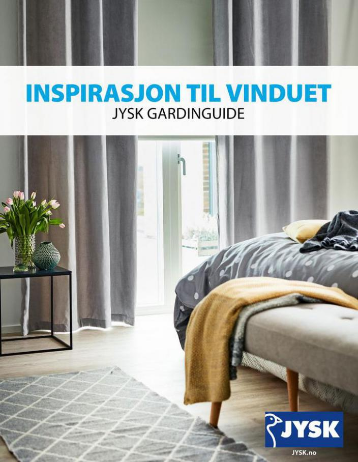 Curtain Guide . JYSK (2021-04-30-2021-04-30)