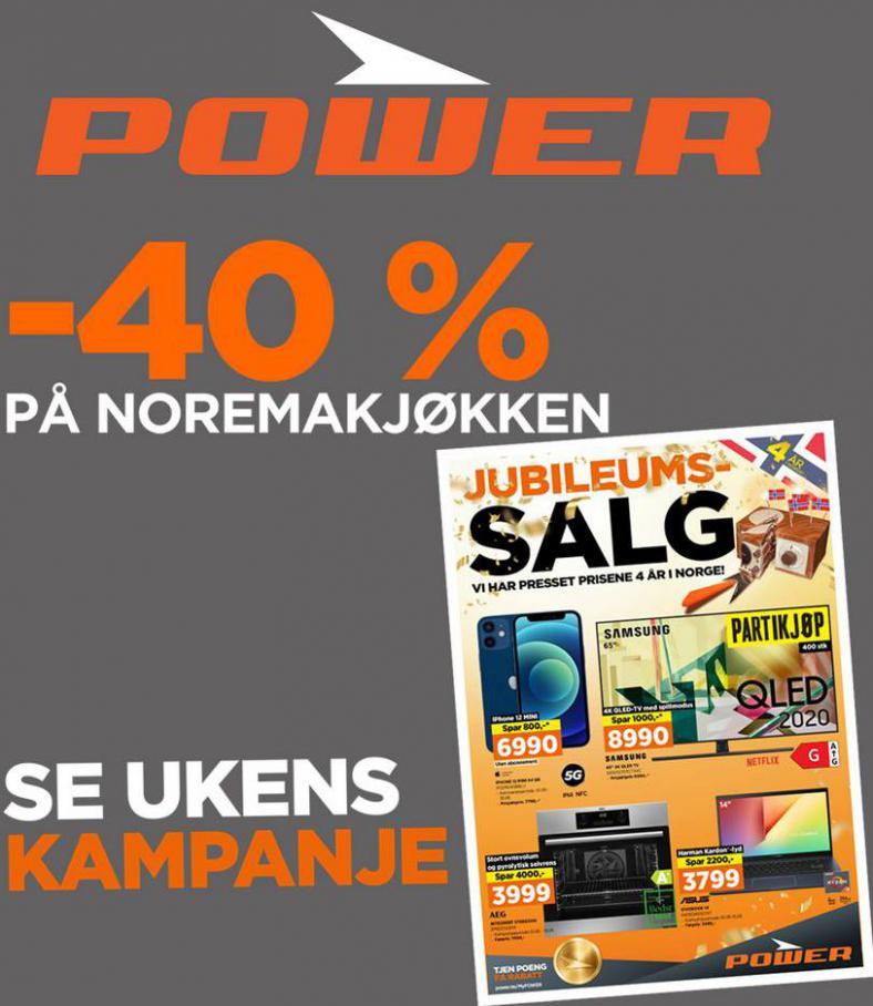 Kampanjer . POWER (2021-05-20-2021-05-20)