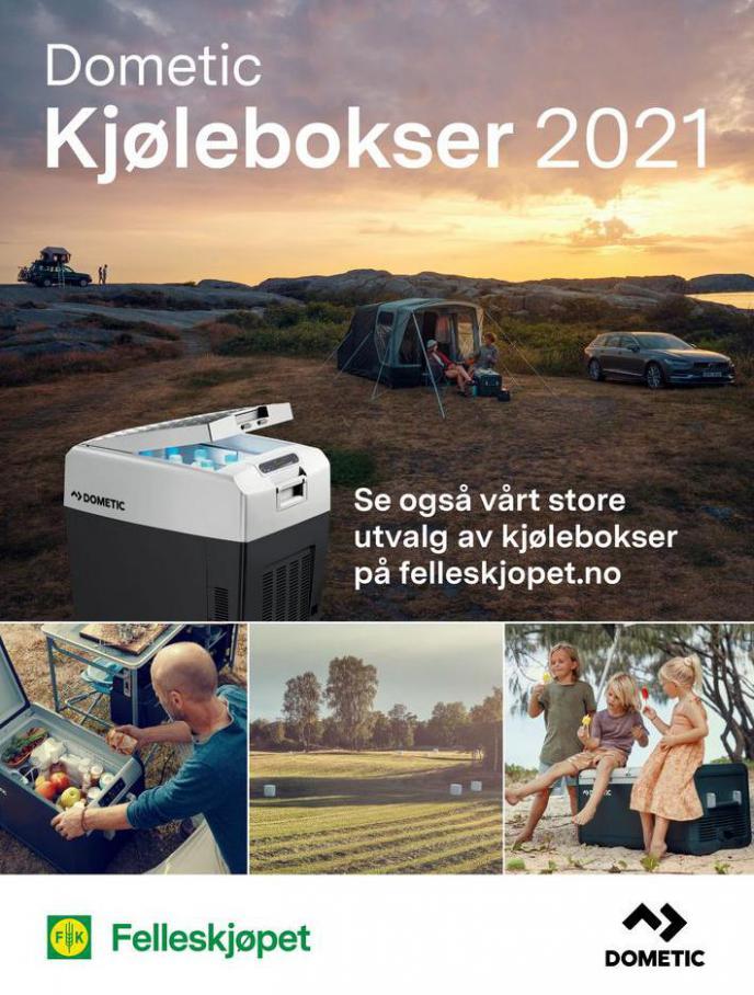 Kjlebokser 2021 . Felleskjøpet (2021-07-31-2021-07-31)
