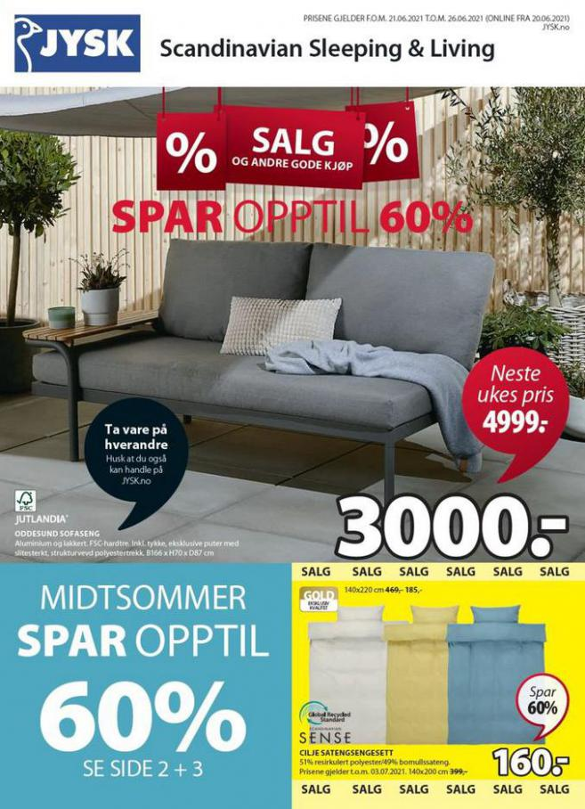 Catalog JYSK. JYSK (2021-06-26-2021-06-26)