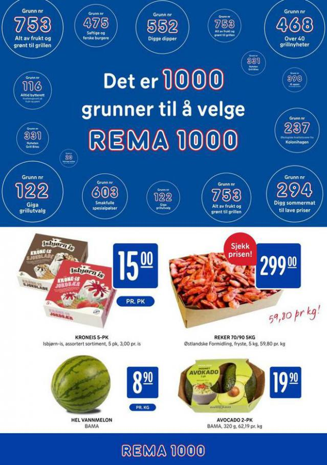 Rema 1000 Kundeavis. Rema 1000 (2021-07-11-2021-07-11)