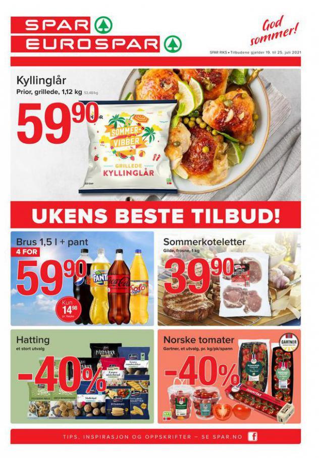 Spar Kundeavis. Spar (2021-07-25-2021-07-25)