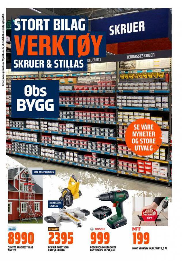Katalog Obs Bygg. Obs Bygg (2021-07-24-2021-07-24)