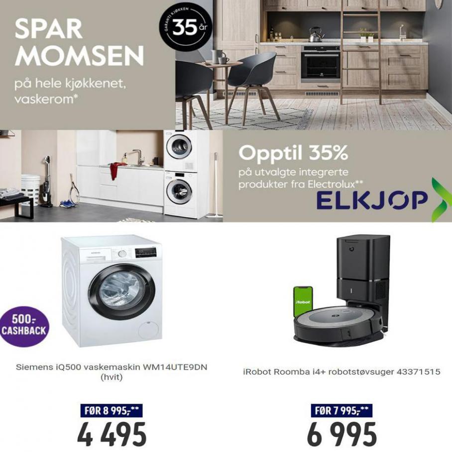 SALG. Elkjøp (2021-07-26-2021-07-26)